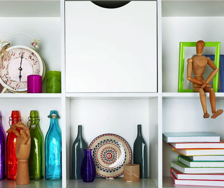 Organise your home, reduce your mental load